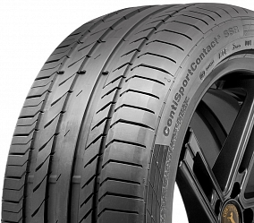 Автошина 275/40 R20 106W XL RunFlat CONTINENTAL ContiSportContact 5 SUV