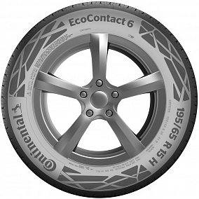Автошина 225/45 R17 94V XL CONTINENTAL EcoContact 6